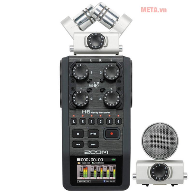 Máy ghi âm chuyên nghiệp