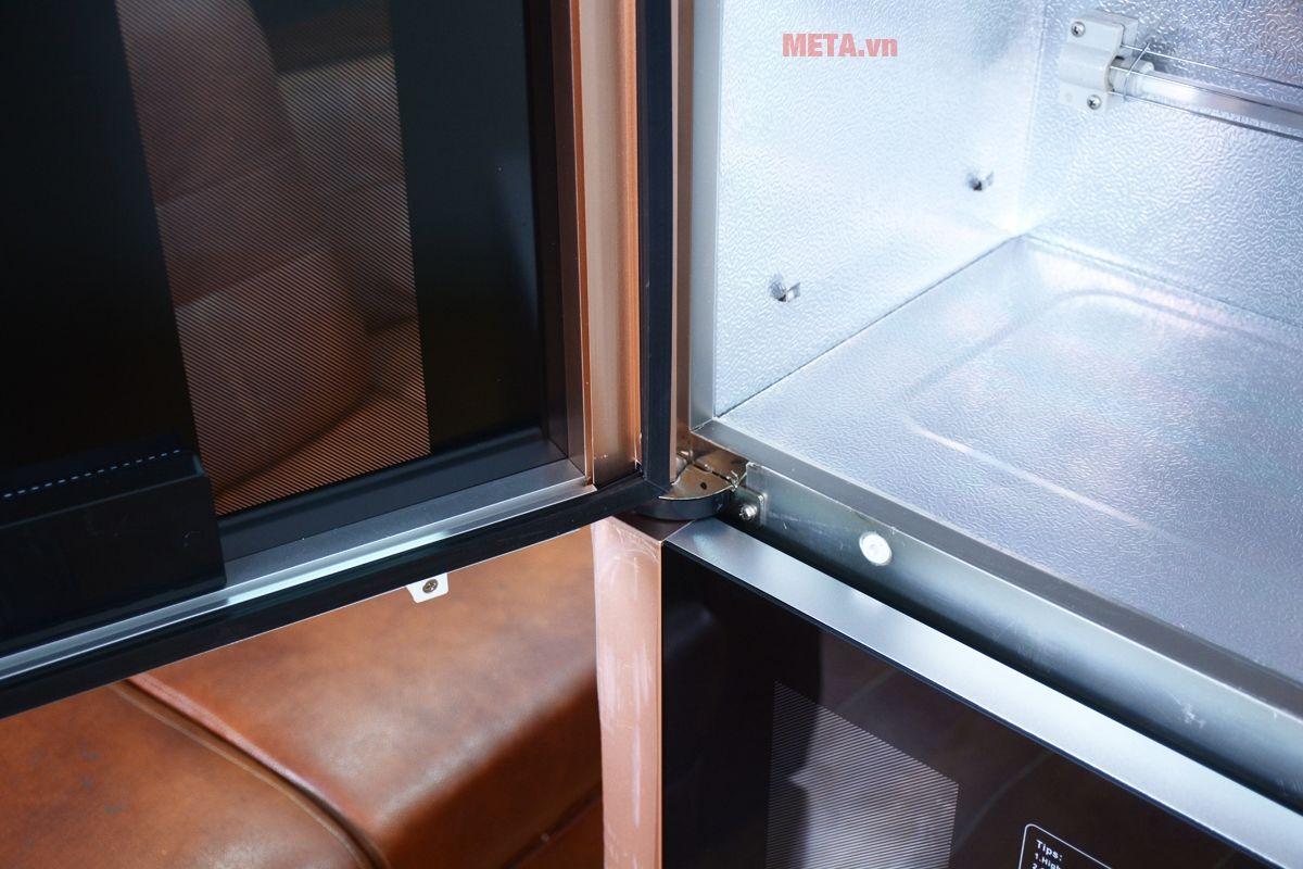 Chất liệu tủ sấy bát đĩa Braun KOHN KS198