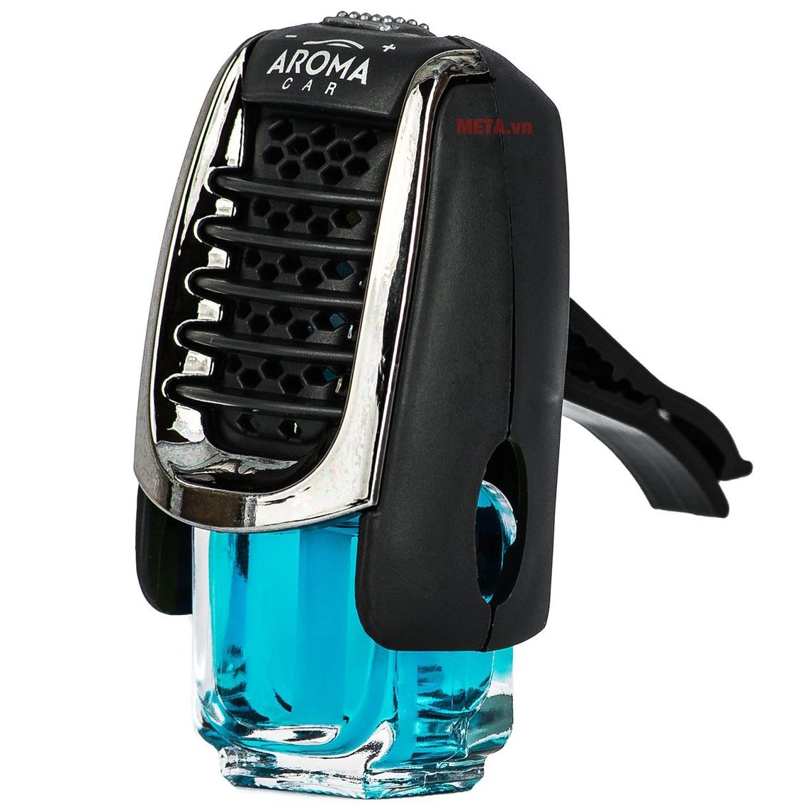 Kẹp cửa gió Aroma Car Supreme mùi thơm Aqua