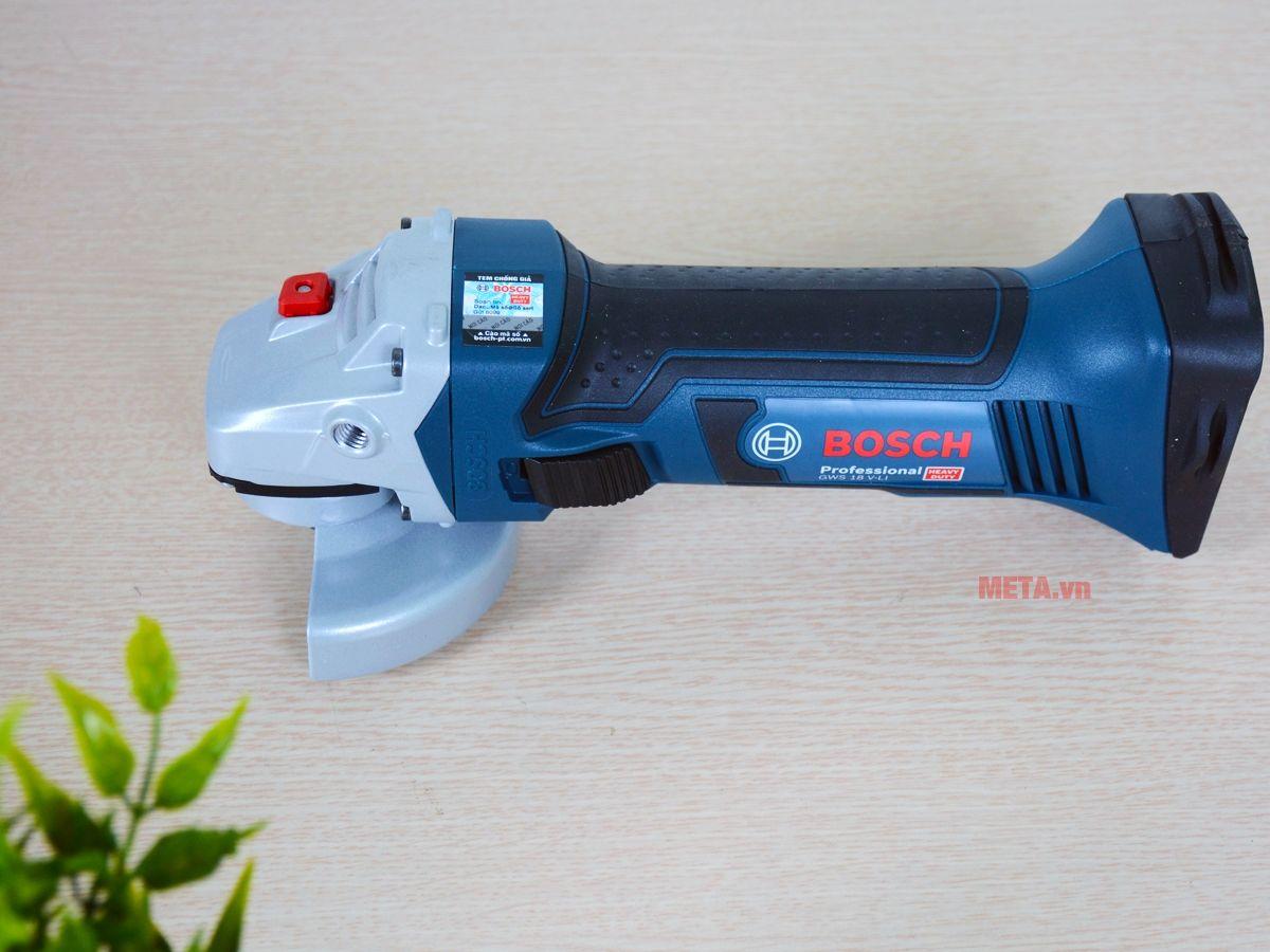 Máy mài góc dùng pin Bosch GWS 18V LI