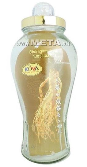 Bình ngâm rượu, nước hoa quả Kova BNR2.7
