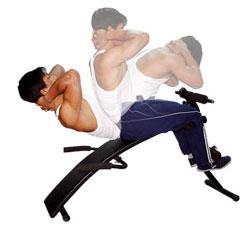 Ghế cong tập cơ bụng Ben Pro (S81002) tác dụng tích cực đến vùng mỡ bụng khi bạn tập luyện giúp làm săn chắc vùng bụng và cơ đùi
