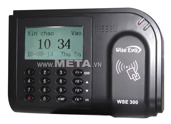 Hình ảnh máy chấm công thẻ từ Wise Eye WSE300