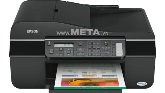 Máy in phun màu đa chức năng EPSON TX 300F Fax tăng cường hiệu suất công việc hiệu quả.