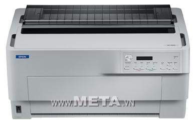 Máy in kim EPSON DFX9000 (khổ A3) in ấn nhanh chóng.