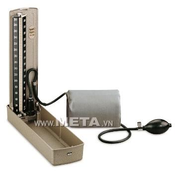 Hình ảnh máy đo huyết áp thủy ngân Champagne CK-105