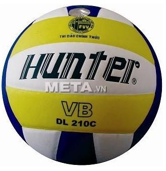 Hình ảnh quả bóng chuyền thi đấu chính thức Hunter DL210C