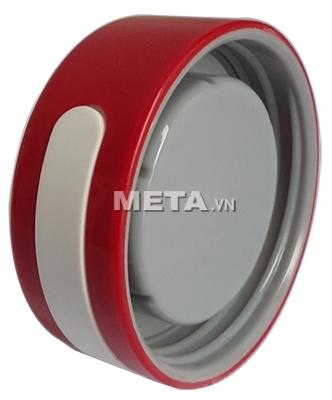 Bình giữ nhiệt Elmich 420ml 2246304 có nắp bình làm từ nhựa cao cấp.