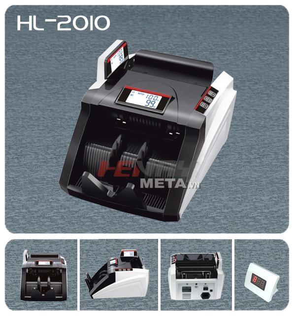 Máy đếm tiền Henry HL-2010