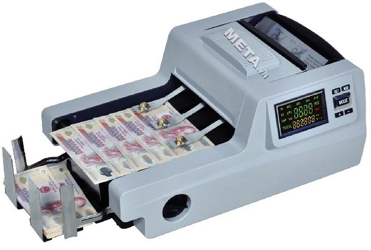 Máy đếm tiền siêu giả Henry HL-308B