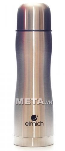 Bình giữ nhiệt inox Elmich N5 2246391 có khả năng giữ nhiệt dài lâu.