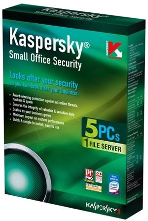 Kaspersky Small Office Security (5PC - 1FileServer/1 năm)