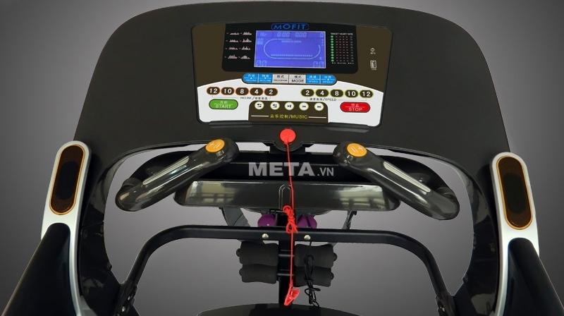 Bảng điều khiển của máy chạy điện cao cấp MHT-1430M