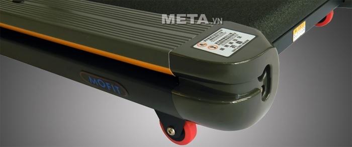 eMáy chạy điện cao cấp MHT-1430M di chuyển bằng bánh xe