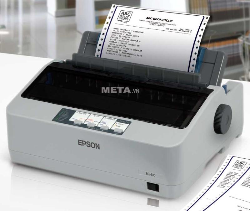 Hình ảnh máy in kim Epson LQ-310.