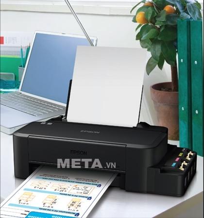 Hình ảnh máy in phun màu Epson L120