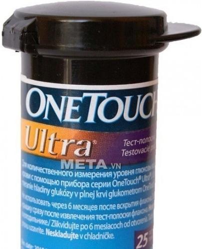 Que thử của máy đo đường huyết OneTouch Ultra Easy
