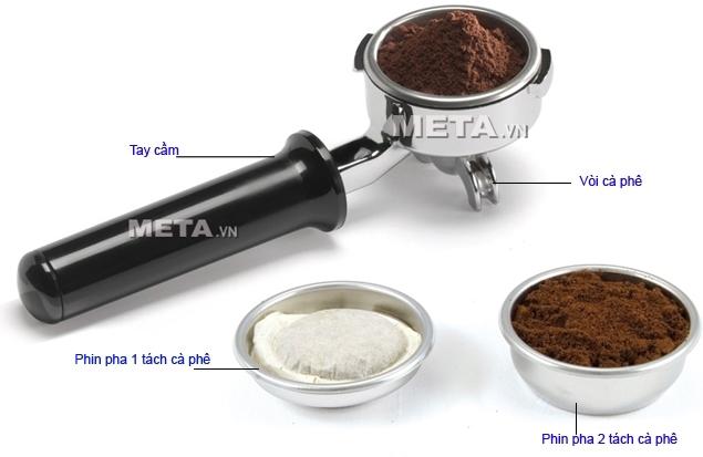 Máy pha cà phê Gaggia Espresso Pure SW07035