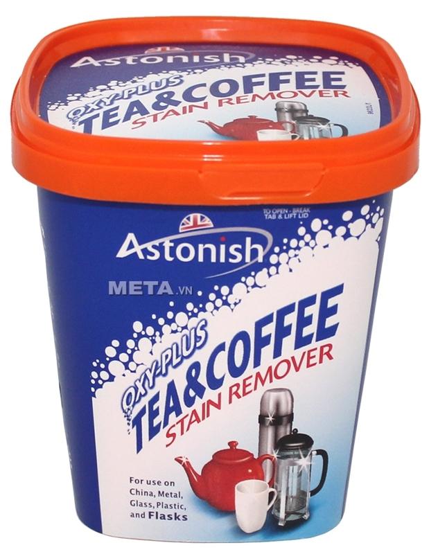 Chất tẩy rửa cặn trà, cà phê Astonish không chứa chất độc hại