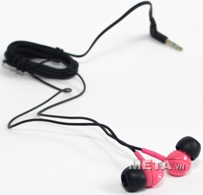 Tai nghe Sennheiser CX 213 phiên bản màu đen