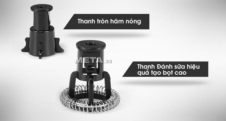 Bộ phận tạo bọt sữa của máy đánh sữa Kahchan EP2178
