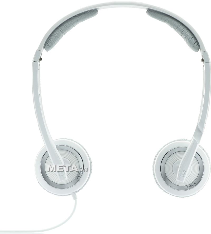 Tai nghe Sennheiser PX 200-II White