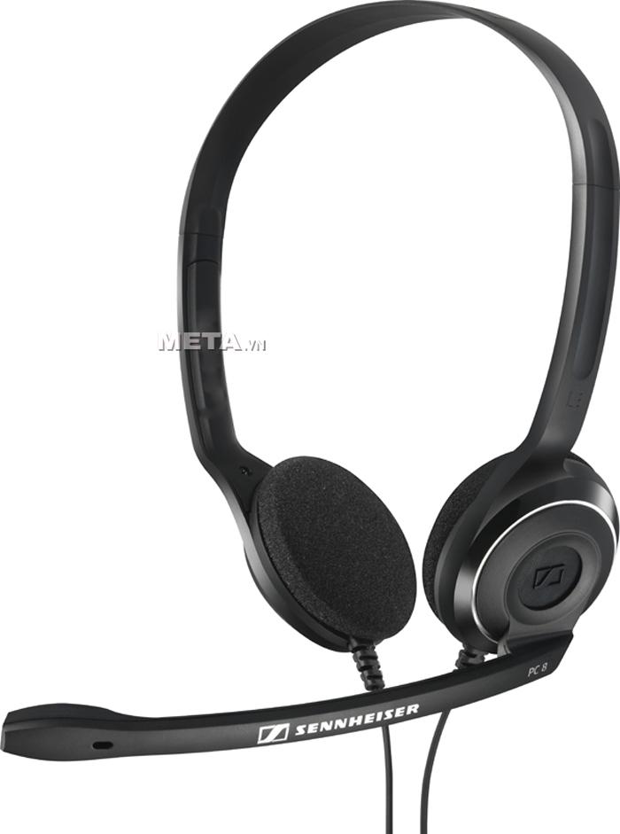 Hình ảnh tai nghe Sennheiser PC 8 USB
