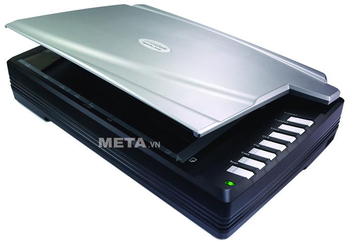 Máy scan Plustek OpticPro A360 dùng quét khổ a3 cực nhanh, sắc nét