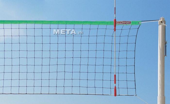 Lưới bóng chuyền bãi biển 442010 dùng tập luyện bóng chuyền