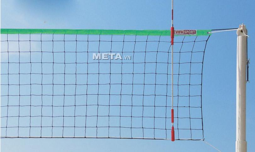 Lưới bóng chuyền bãi biển 443110 dùng để thi đấu