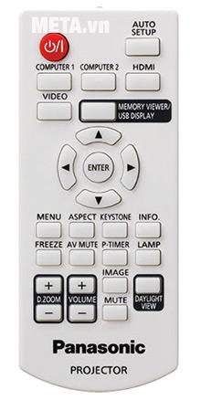 Điều khiển Máy chiếu Panasonic PT-LB280A