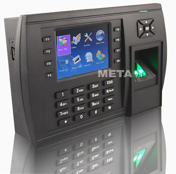 Máy chấm công vân tay, thẻ cảm ứng MITA 8683