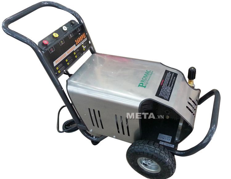Máy phun áp lực M36 thương hiệu Promac là thiết bị vệ sinh công nghiệp