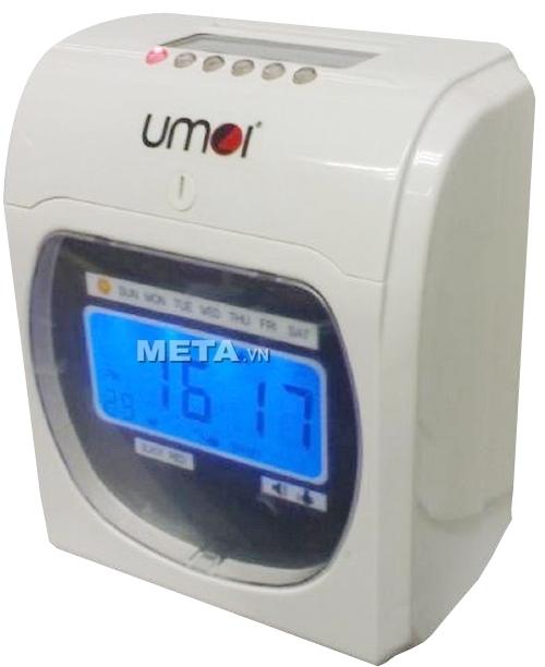 Máy chấm công thẻ giấy Umei NE-5000 thích hợp cho các công ty có quy mô nhỏ