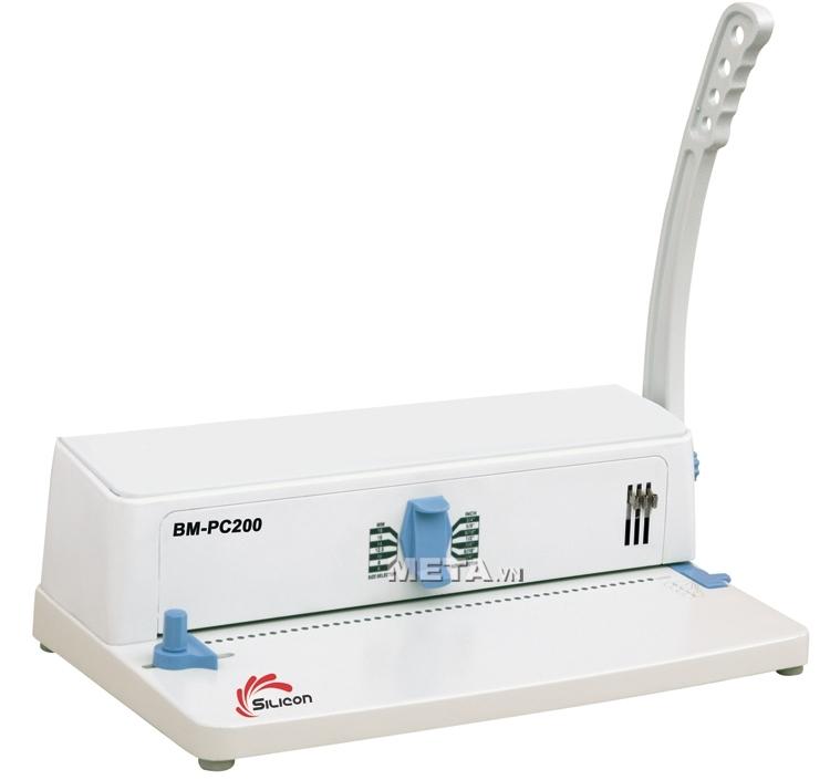 Máy đóng sách Silicon BM-PC200