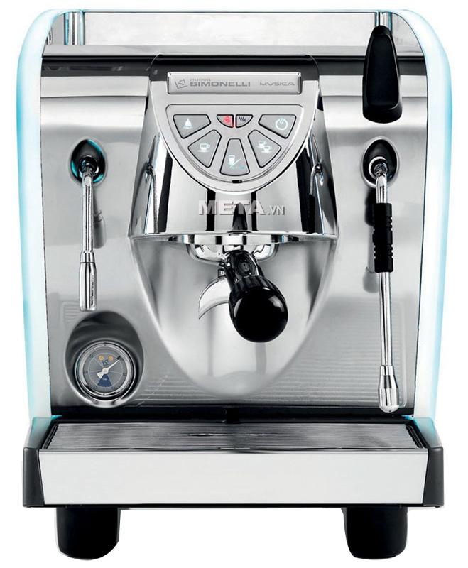 Máy pha cà phê Nuova Simonelli Musica Lux phù hợp sử dụng tại quán cà phê