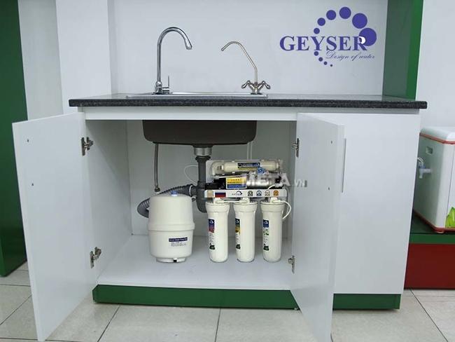 Máy lọc nước Geyser Nano tích hợp RO luôn là sản phẩm tốt nhất cho mọi gia đình