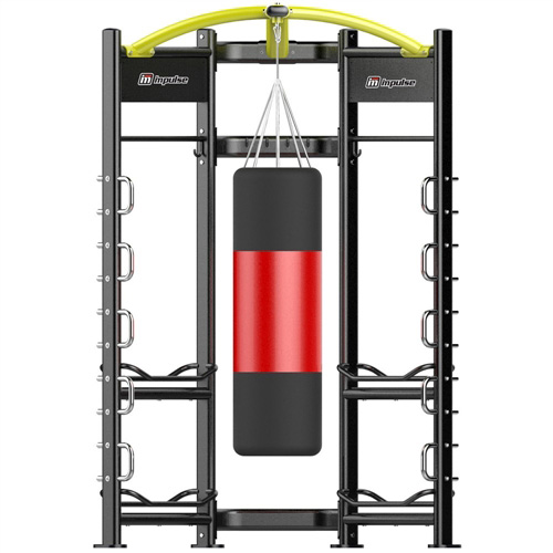 Khung tập boxing Impulse IZ7002 giúp tập đấm bốc