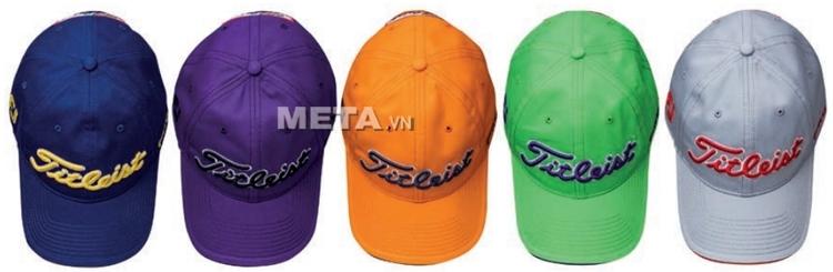 Mũ golf Titleist Tour Fashion Cap Assorted TH5ATRF-9 đầy sắc màu