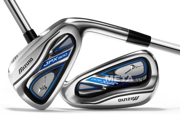 Bộ gậy golf Mizuno Iron JPX 800 Graphite 9 gậy-IRMZ019