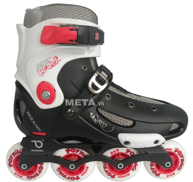 Giầy trượt patin BoDeng B30 màu đỏ
