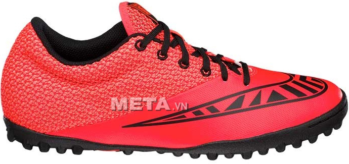 Giầy bóng đá Nike Mercurialx Pro TF 725245-608 thiết kế kiểu buộc dây