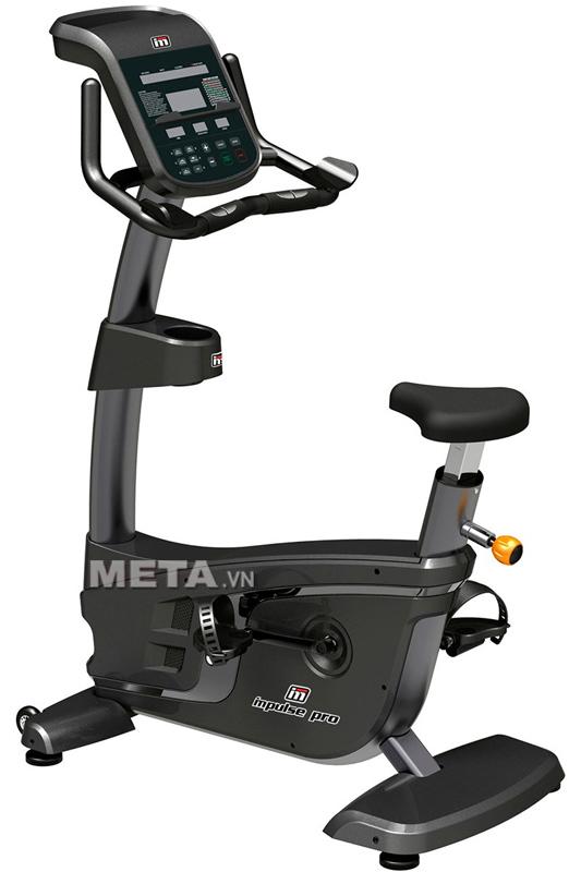 Xe đạp tập Impulse RU500 có chân giá đỡ xe chắc chắc, giúp giảm tiếng ồn khi đạp xe.