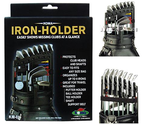 Bộ gài gậy golf Iron Koma tiện dụng