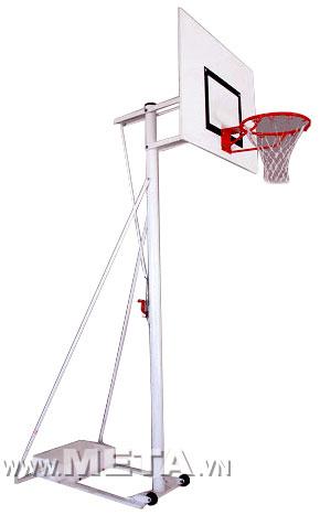 Trụ bóng rổ điều chỉnh độ cao Vifa Sport 801827 dành cho trường học