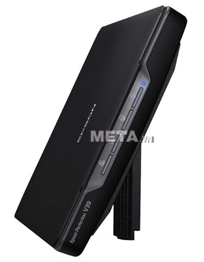 Máy quét scan Epson V39 có thể dựng lên khi diện tích hạn chế