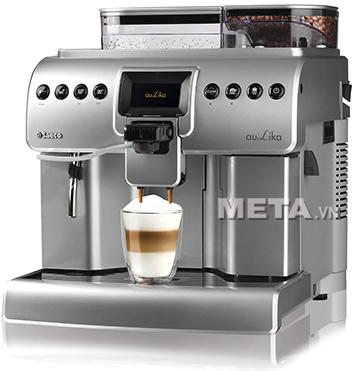 Hình ảnh máy pha cà phê Saeco Aulika Focus RI9843/01