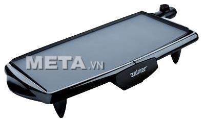 Vỉ nướng Zelmer 40Z010 là dụng cụ cần thiết để chế biến các món nướng, xào, rán cho cả gia đình.