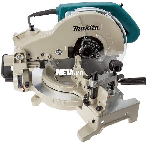 Máy cắt góc đa năng Makita LS1040 được làm từ chất liệu cao cấp, có độ rắn chắc và độ bền tuyệt đối
