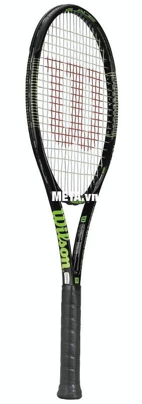 Vợt tennis Wilson Blade 104 WRT7238102 ít trợ lực.